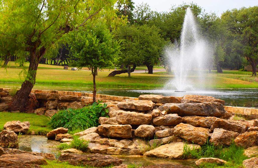 Garden ridge tx official website official website fountain at the park sciox Choice Image