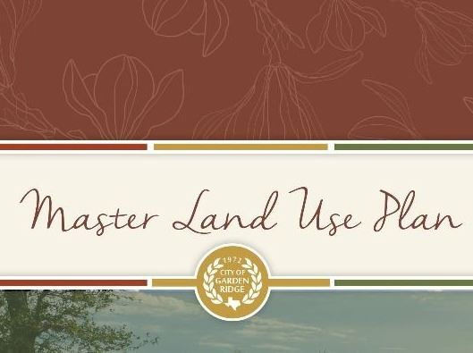 Garden Ridge Master Land Use Plan