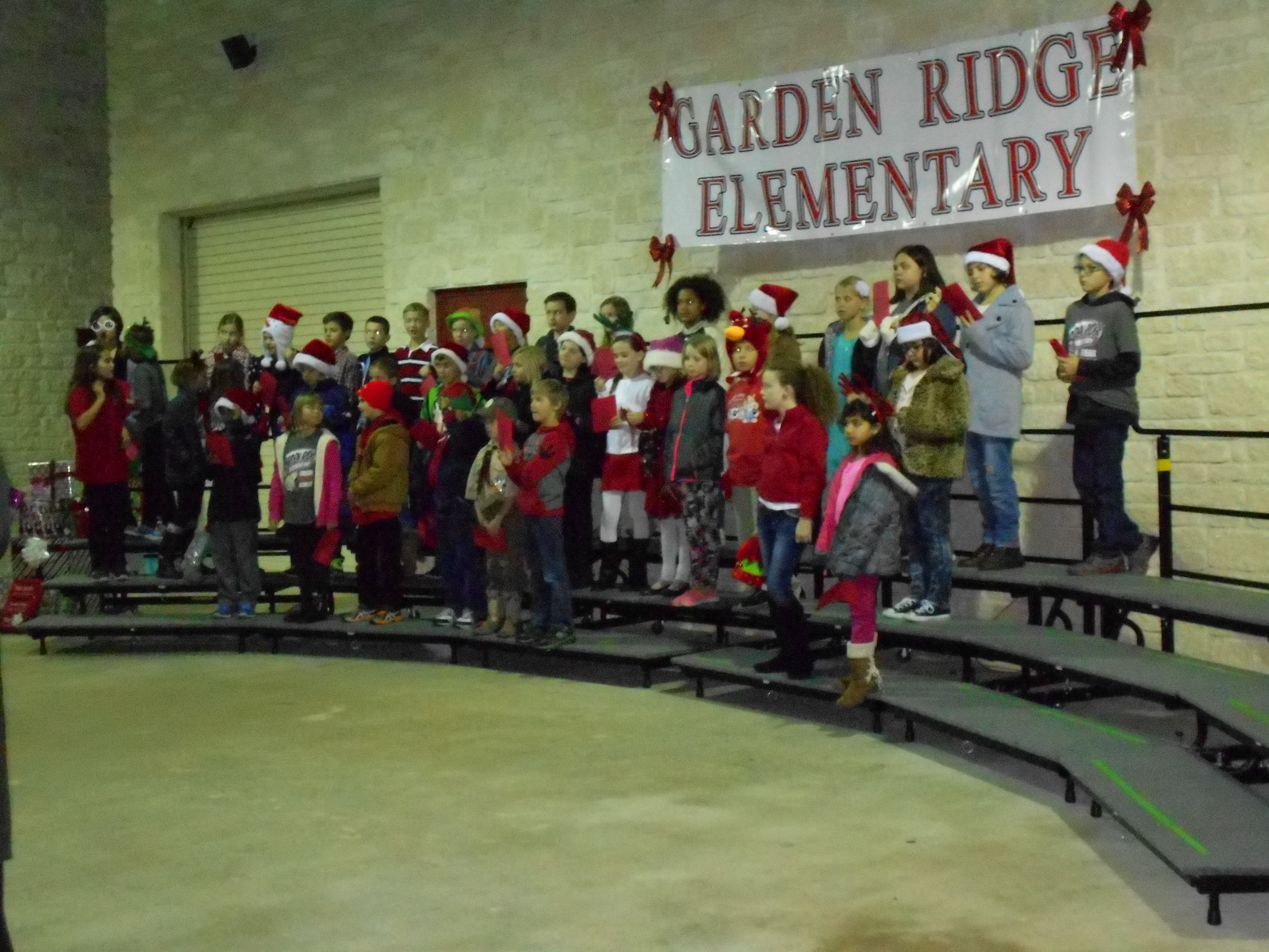 City of Garden Ridge Christmas Tree Lighting 014