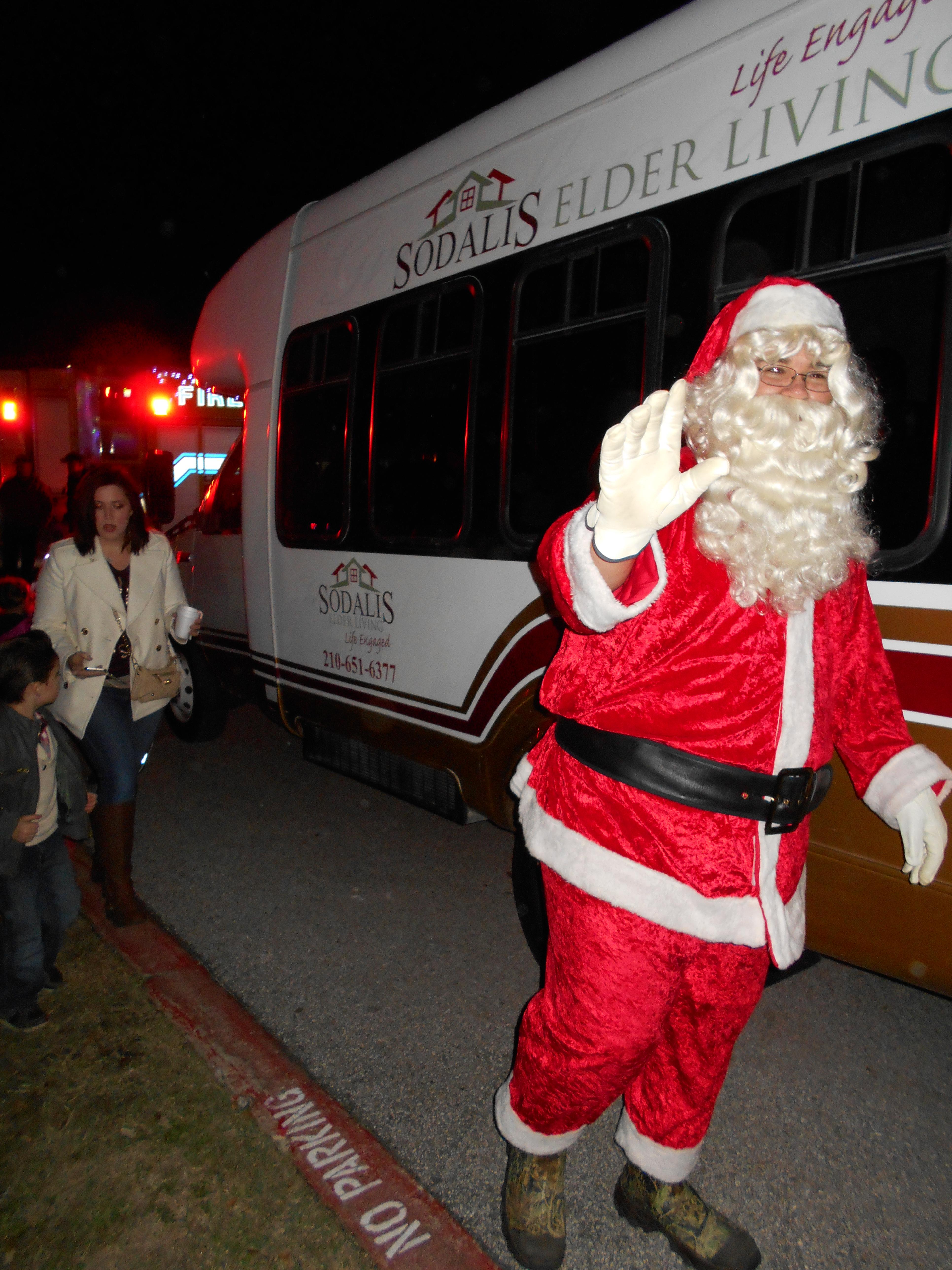 Arrow Pointing Up City Of Garden Ridge Christmas Tree Lighting 025 ...